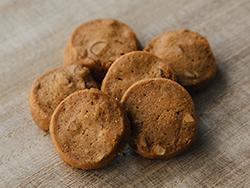 4.アーモンドクッキー