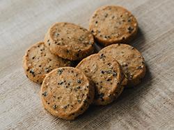 5.ごまクッキー