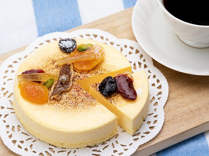 フロマージュ・デエス(チーズケーキ)