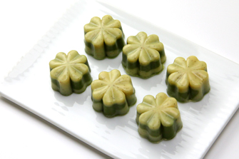 4.抹茶ラテ