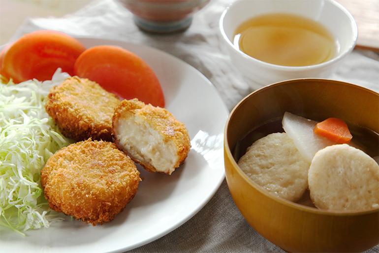 旨みたっぷりのカニ料理を気軽に味わえる冷凍食品