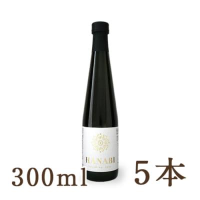 発泡純米清酒 HANABI 300ml 5本入り