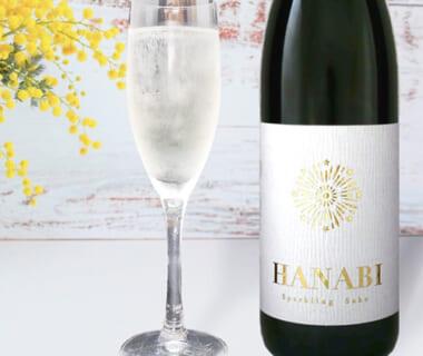 発泡純米清酒 HANABI