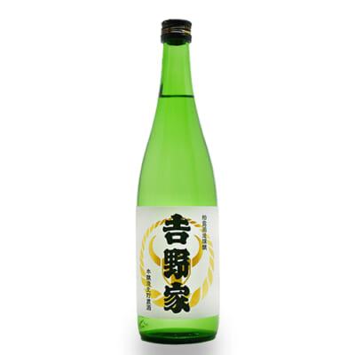 吉野家 本醸造生貯蔵酒 720ml(4合)