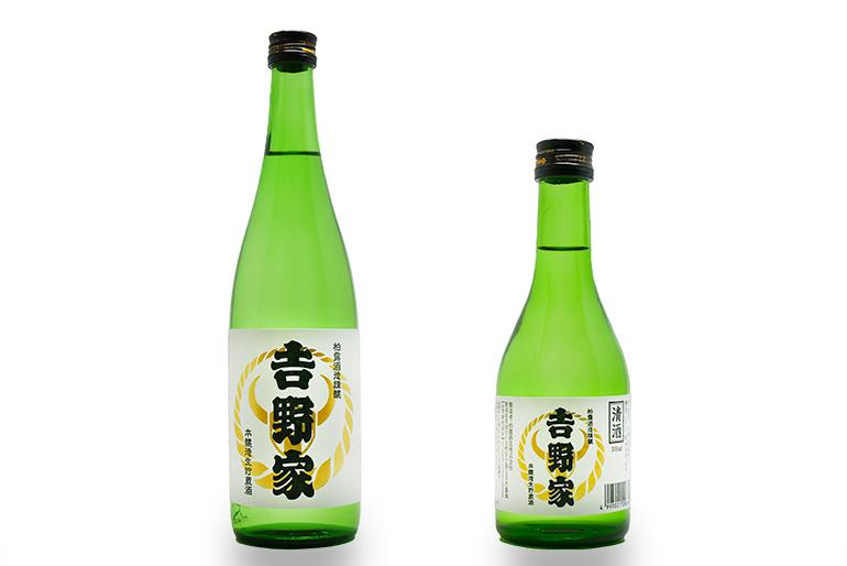 大手外食チェーン「吉野家」のために造った日本酒