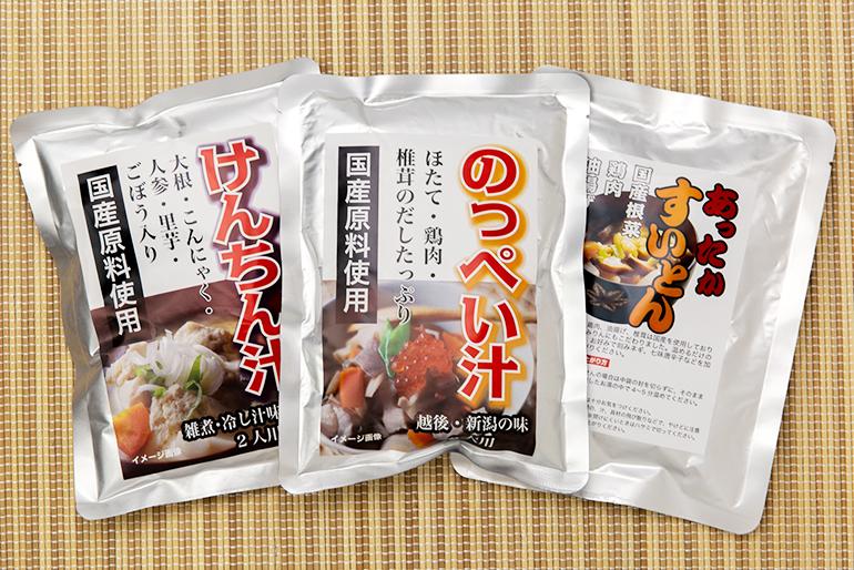 新潟県を代表する郷土料理