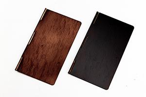 2.手帳型銅製ケース