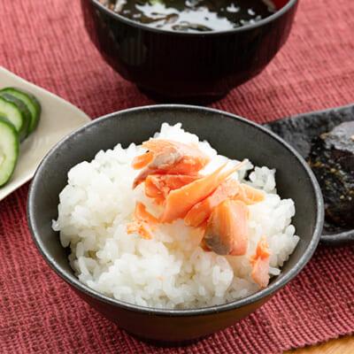 鮭の味噌漬けはご飯にぴったり