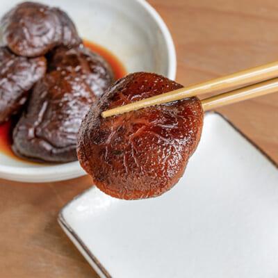 ふっくらした椎茸が出汁を含んで絶品