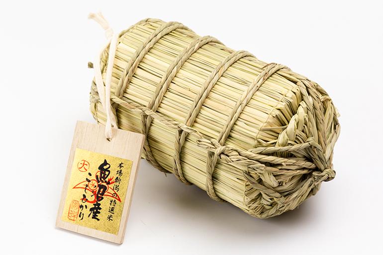包装・美味しさから選ばれている特別包装米