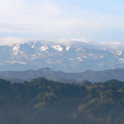 山の気候がお米の甘味とうま味を生み出す