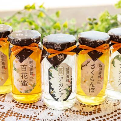 ベテラン養蜂家が作った特製ハチミツ