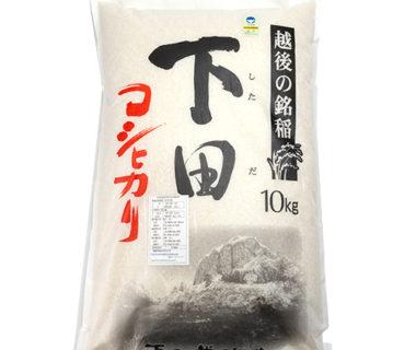 令和2年度米 下田産コシヒカリ(特別栽培米・従来品種)