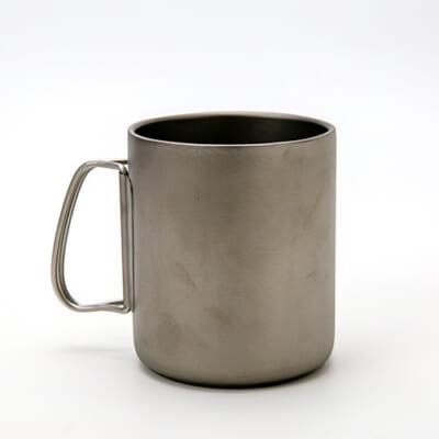 チタンマグカップ450