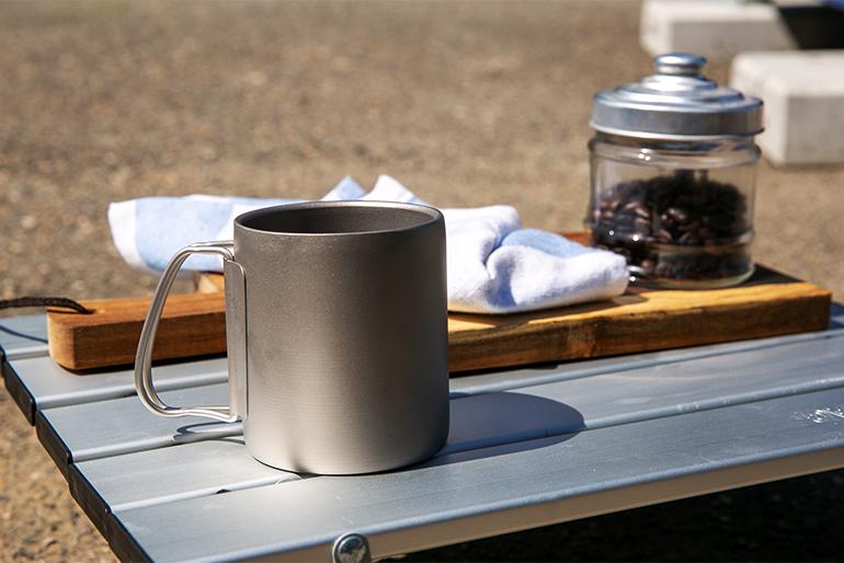 シンプルな中にこだわりが光るマグカップ