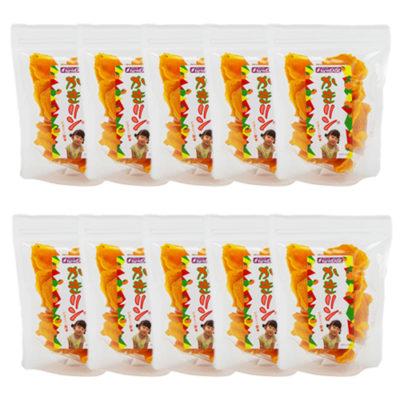 かきリン(カット干し柿)10パック入り