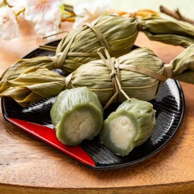 笹団子(枝豆あん)