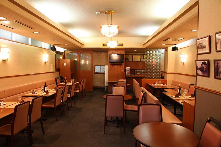 新潟市民から親しまれる本格西洋料理店
