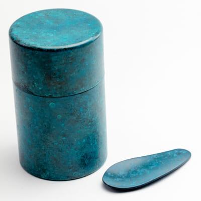 茶筒(L)・茶みセット