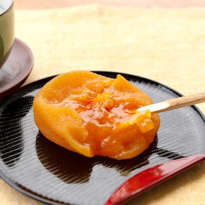 うっとりするほど「とろとろ」。濃厚で美味しいあんぽ柿
