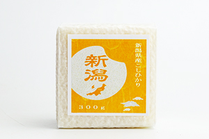 1.新潟産コシヒカリ