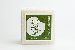 3.岩船産コシヒカリ
