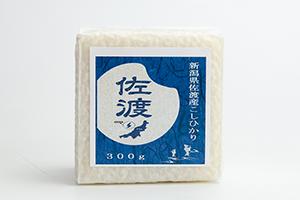 4.佐渡産コシヒカリ