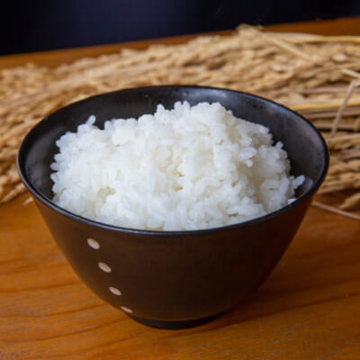 あふれる甘味が人気の佐渡産コシヒカリ