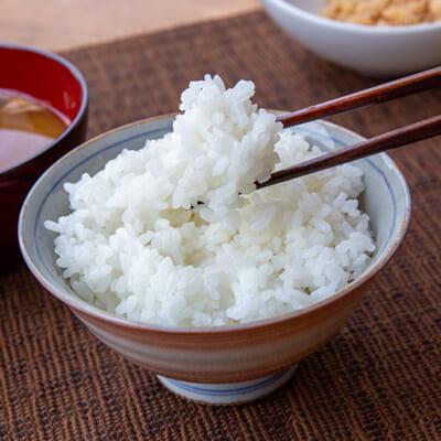 現代の食事事情にもマッチした冷めても美味しいお米