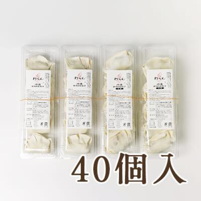 わらん餃子・大葉餃子 40個入り