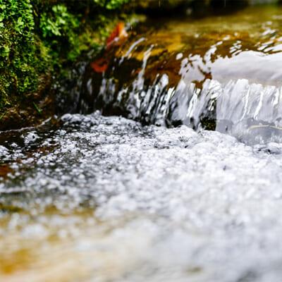 さまざまな名水が含まれる、信濃川の伏流水を使用