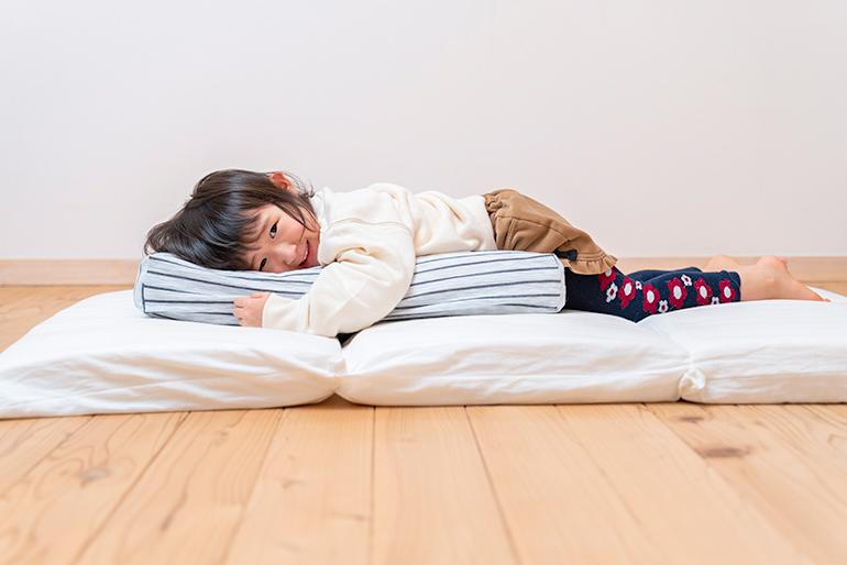 寝苦しい季節も、ぐっすり安眠できます