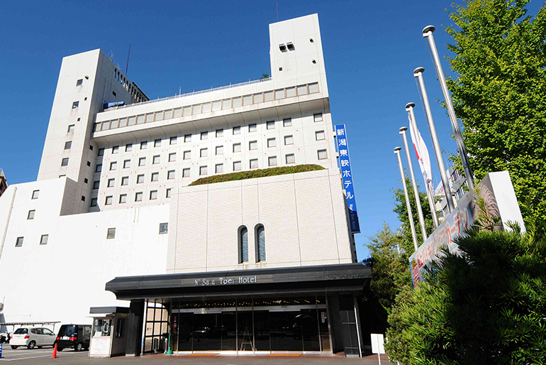 50年以上愛される新潟市のシティホテル