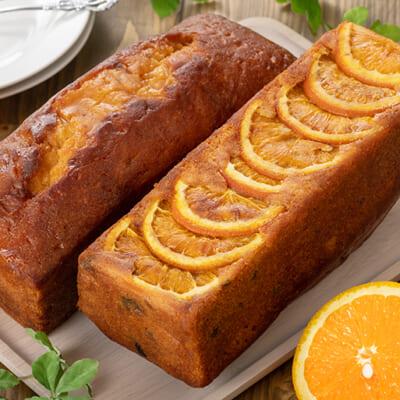 しっとり美味しい大人のパウンドケーキ