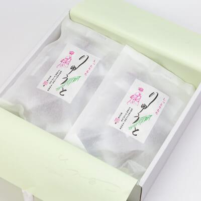 進物りゅうと(醤油味)4袋入り