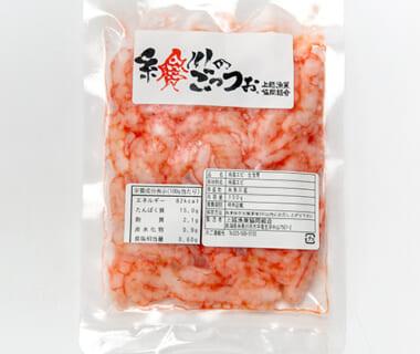 糸魚川産 南蛮エビ むき身(生食用)