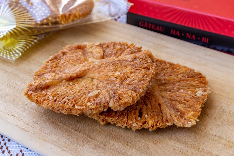 長岡の大花火がモチーフのパイ