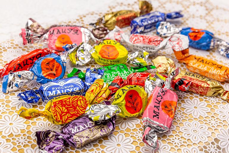 全国にファンを抱える人気チョコレート