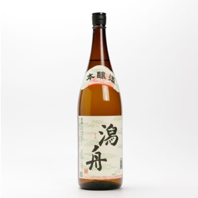 かたふね 本醸造 1.8l(1升)