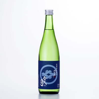 天然水仕込み純米酒 今代司 720ml(4合)