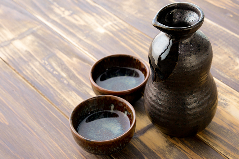 日本酒で楽しい場を作る