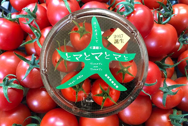 スイカやいちごと同じくらい甘~いトマト