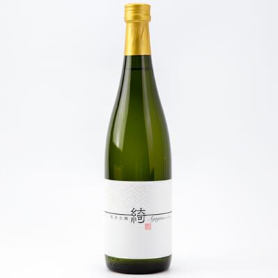 越の誉 純米白麹 綺 720ml(4合)