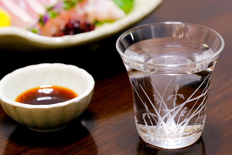 さわやかな酸味が引き立つ「冷酒」がおすすめ!