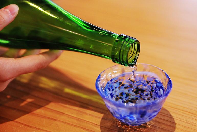 手造りだからこそ醸せる「きれいな日本酒」