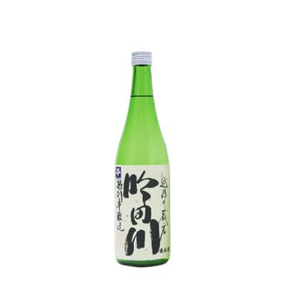 吟田川 特別本醸造 720ml(4合)
