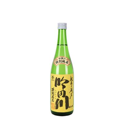 吟田川 特別純米酒 720ml(4合)