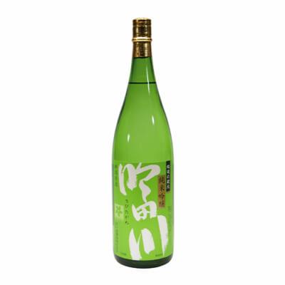 吟田川 純米吟醸 1.8l(1升)