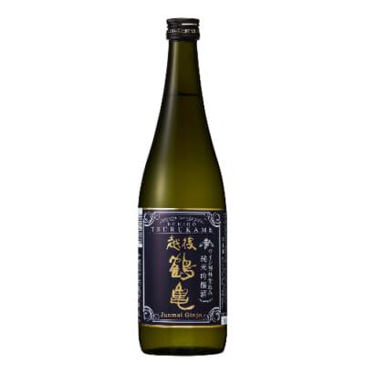 越後鶴亀 ワイン酵母仕込み 純米吟醸 720ml(4合)