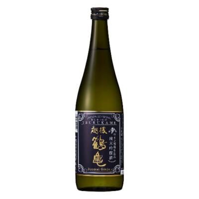 越後鶴亀 ワイン酵母仕込み 純米吟醸